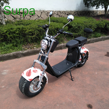 new style 1000w 1500w two removable battery citycoco e-scooter 2 wheel self balancing electric vehicle/green power electric scoo