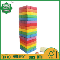 Giant Wooden Blocks Jenga Game For