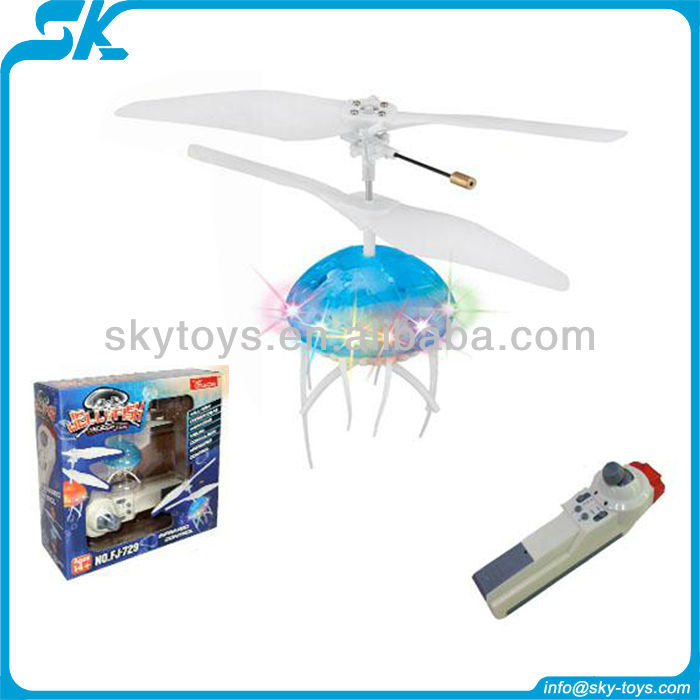 Hot!!! FJ729 flashing flying toys toy