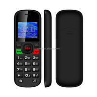 1.77 Inch SOS Button Large Font Mobile Phone For Old Man Mobile Phone UNIWA V710