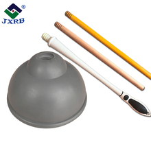 Made in China rubber heavy duty toilet plunger, decorative toilet plunger