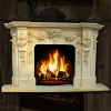High Quality Wall Mounted Fireplace VSM-017