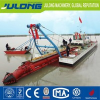 professional new cutter suction dredger/river hydraulic sand dredger/river sand suction dredger boat for sale