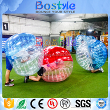 Kids and adults inflatable bumper ball/human bubble ball/bubble soccer