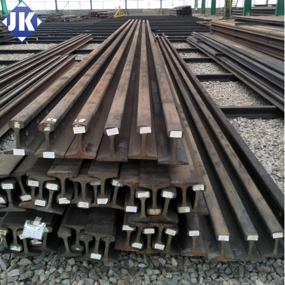 Tangsteel low price Steel rail light rail 22kg/m mining rail