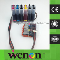 PGI670 CLI671 CISS Ink Supply System With Permanent Chip For Canon PIXMA MG7760 MG7765 MG7766 MG6860 MG5760 CISS