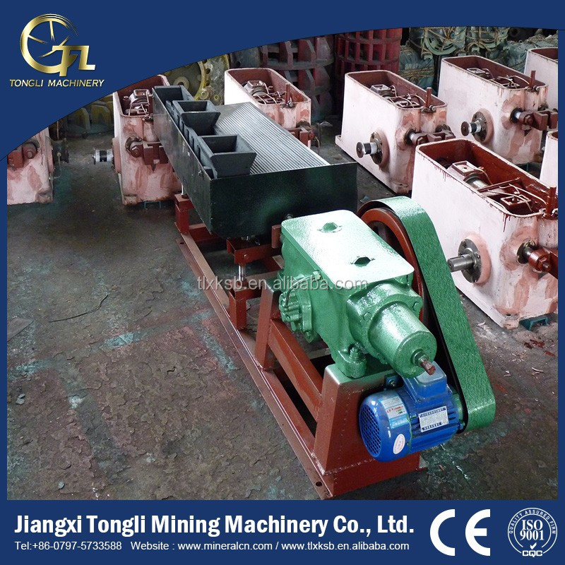 Lab Mineral Separation machine reef gold mining equipment For Gold/Copper/Sliver/Tin Concentrating