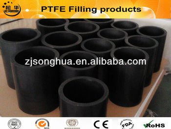 PTFE filling products (carbon,bronze,Graphite)