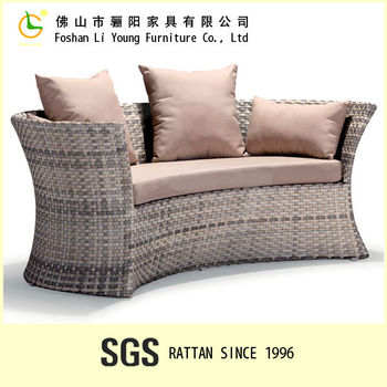 Chinese Manufacturers Direct Sales Sectional Upper Grade Natural Environmental Protection No Harmful Radiation Wicker Furniture