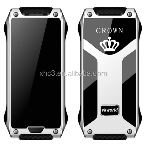 Dropshipping China factory price VKWorld Crown V8 Cell <strong>Phone</strong>