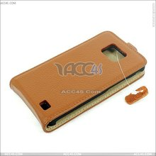 Leather Flip Case Pouch Cover Skin For Samsung Galaxy S2 S II i9100 P-SAMI9100CASE103