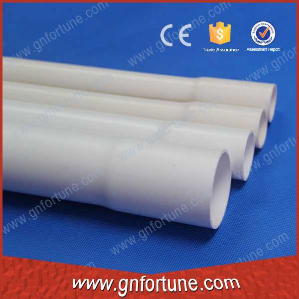 Factory price supply full form pvc pipe electric