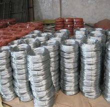 factory low customized High Tensile Strength galvanized tie wire 22 gauge