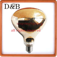 R40 R125 bathroom ceiling infrared heat lamp