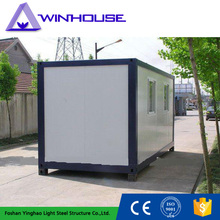 Prefab Economical Mini Mobile Portable Container Homes For Sale