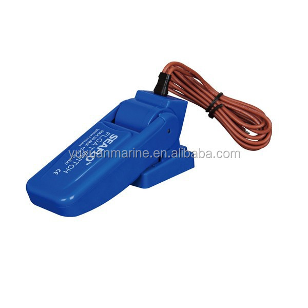 auto float switch automatic bilge pump on   off control
