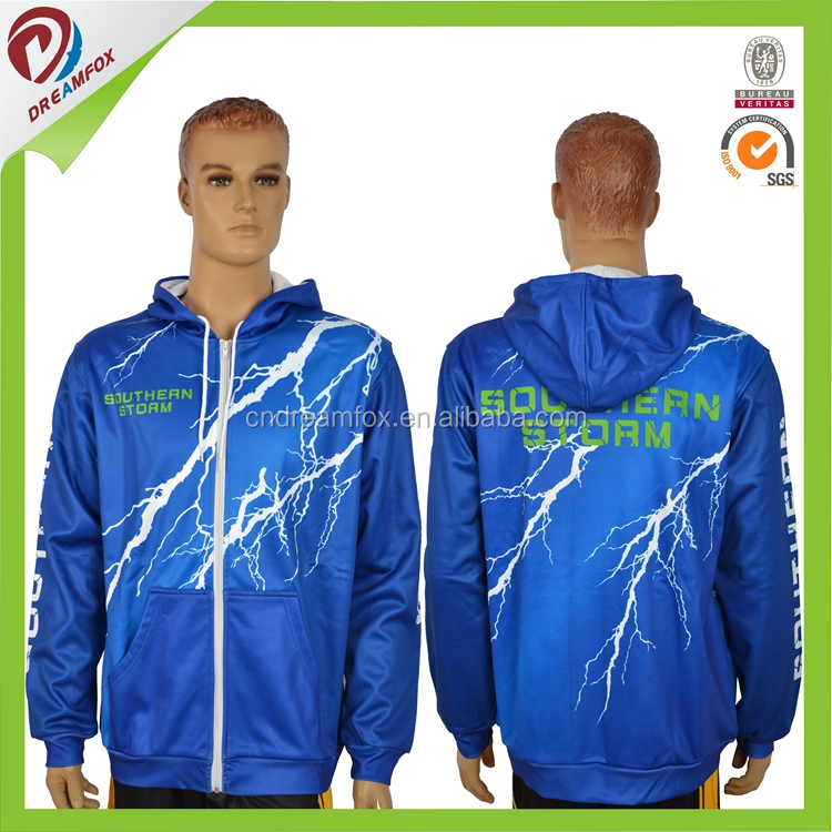 High quality customized cotton fleece custom logo dri fit zip pullover polyester hoodie