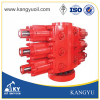 Price can't be beat! Greatly guaranteed!! API 16A Shaffer three ram BOP/blowout preventer for oilfield/oilwell