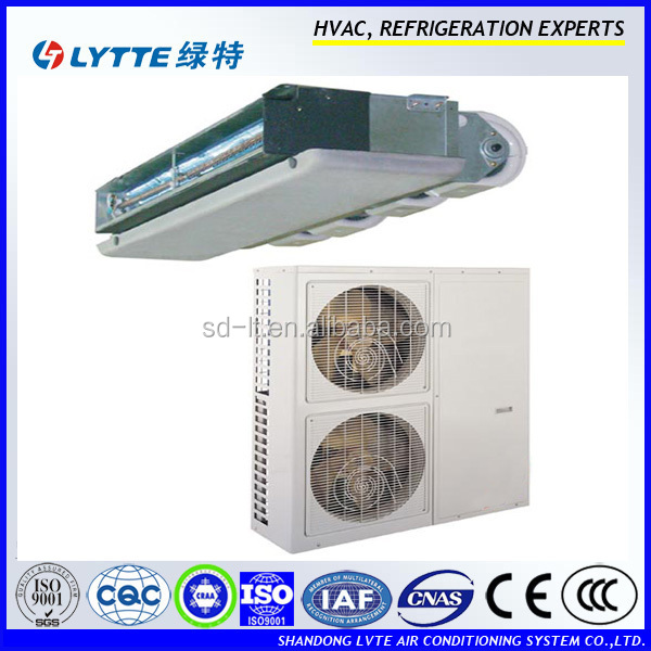 split ducted air conditioning unit
