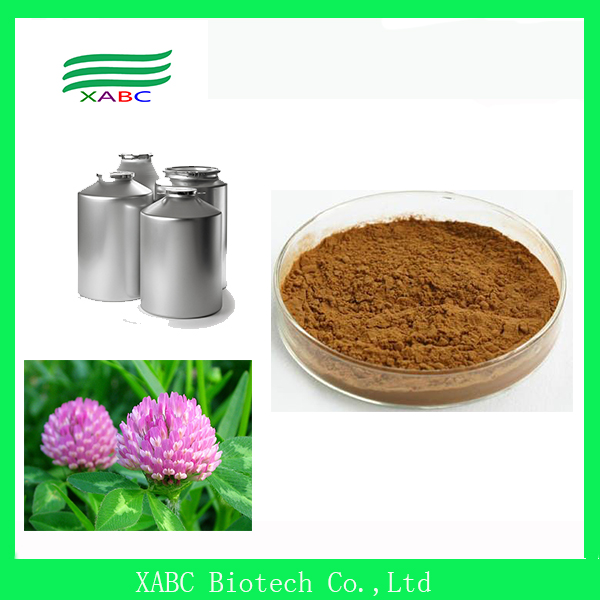 Red clover powder extract/Daidzein/Isoflavone/Sission