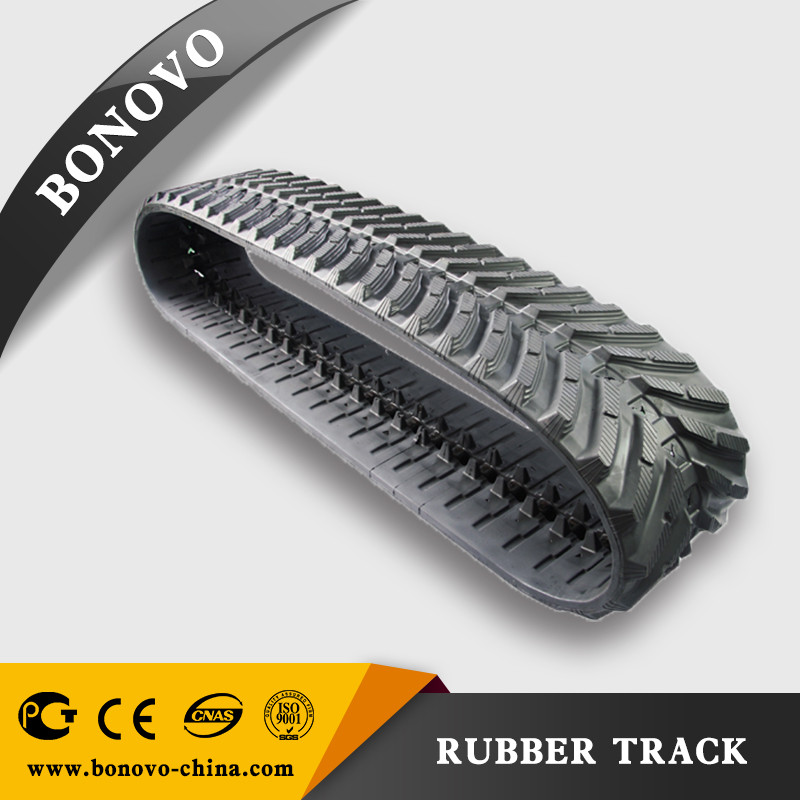 High quality KOBELCO SK007-1 180*72*37 Rubber crawler / small track for excavator