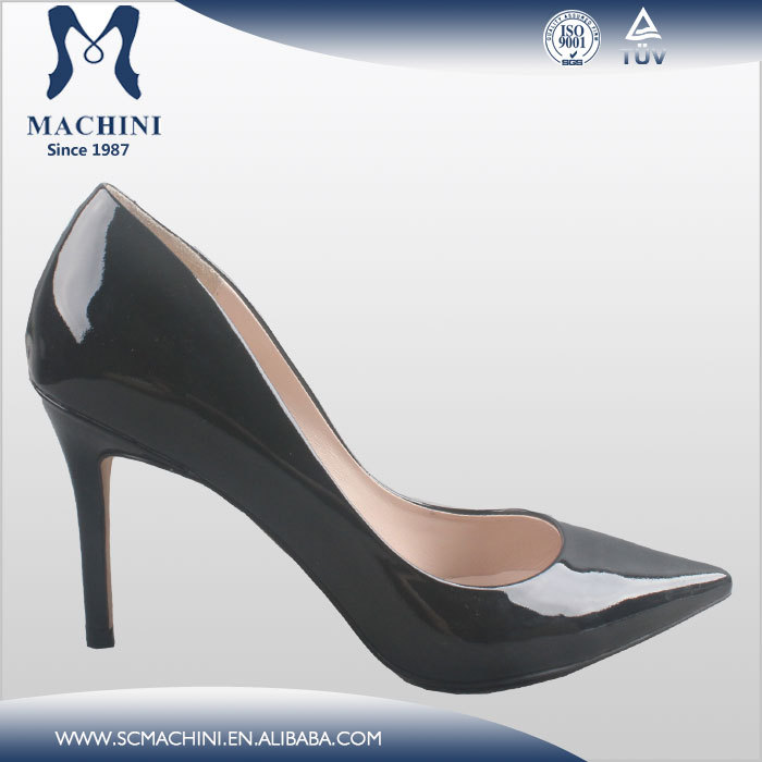 Famous brand new design high heel italian shoes women