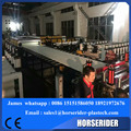 wpc wood machinery/plastic machine/pvc sheet line
