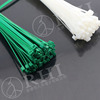 Disposable binding nylon cable tie flexible plastic cable tie sizes