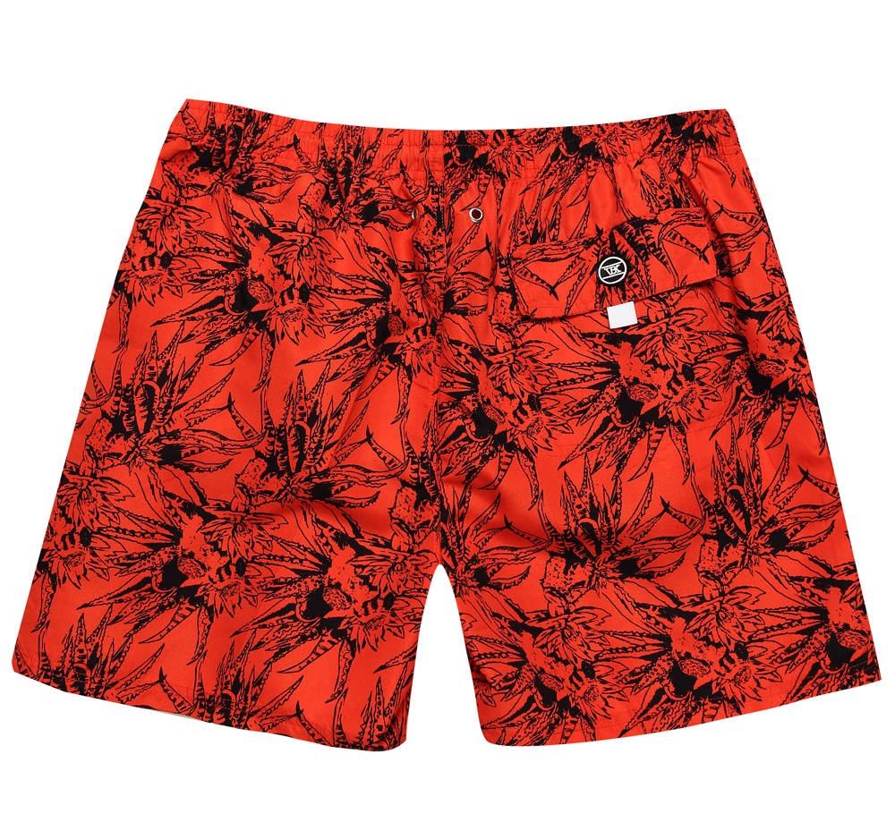 Mens Printed Board Shorts 02