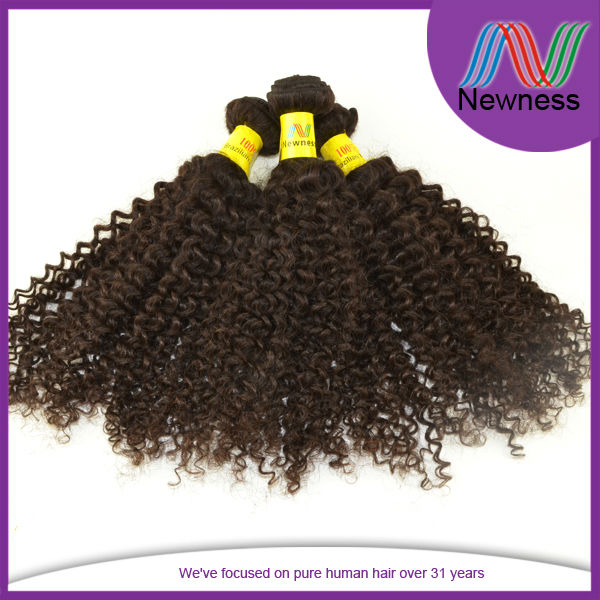 Newness factory direct sale double weft shedding tangle free high quality afro kinky braiding hair