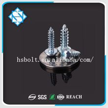 Steel Phillips Truss Head Self Tapping Hot Dip Galvanized Screw