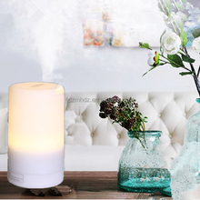 Mini ultransmit aromatherapy essential oil diffuser with led night light wholesale usb air purifier humidification