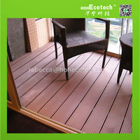 Wood Plastic Composite Decking / WPC Board / wpc flooring board