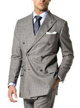 Double-breasted ustom Suit, Coat Pant Man Suit, Tailor 3 Piece Suit Slim Fit Mens Suit