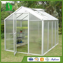Lanyu plastic cover small greenhouses for home use