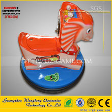 little elephant bumper car with battery for kids