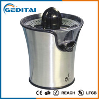 Good sale electric stainless steel automatic citrus juicer