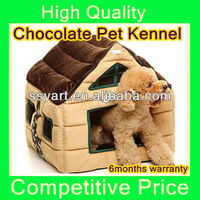 2013 High Quality Chocolate pet litter dog house cotton sofa cushions