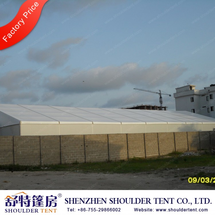 Top quality Marquee party used, cheap wedding marquee canvas tent for sale supply in Shenzhen