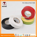 Available 9 standard colours choice electrical insulating tape