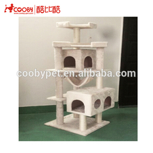 D0034 Luxury new cat plush toys cat tree