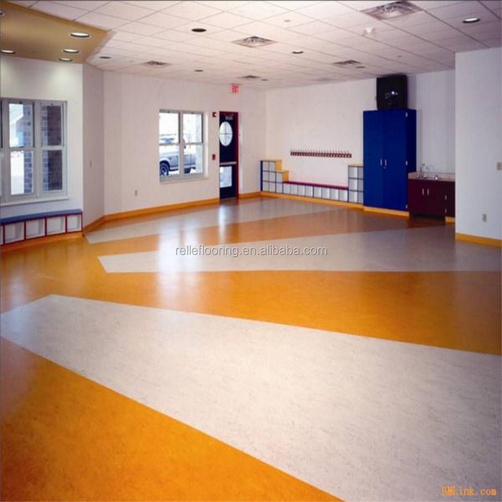 maintain the ecological balance healthy linoleum flooring