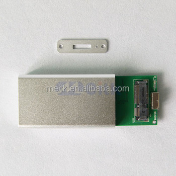 High quality 1.8 inch HDD Aluminum Enclosure case USB 3.0 to SATA Hard Disk Drive case