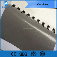 Waterproof glossy laminated die cutting equalizer el car sticker For Advertising