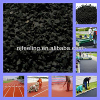 SBR Rubber Scrap, Waste Rubber Tires, Recycled Rubber Granule (FL-A-72606)