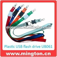 mini necklace usb flash drive for promotional gifts
