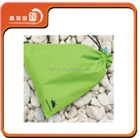 Wholesale High Quanlity waterproof nylon cotton drawing string shopping bag