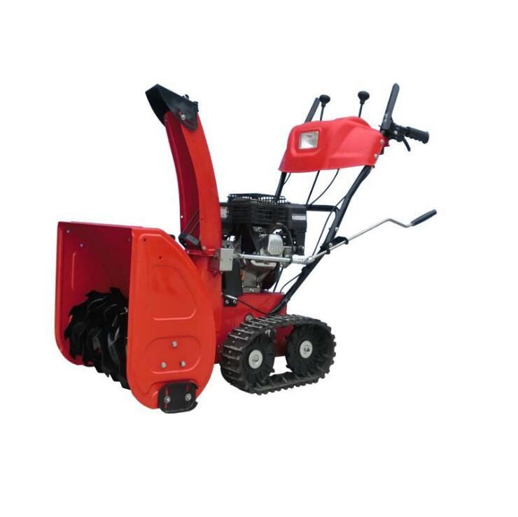 China hot sale gasoline engine mini snow blower