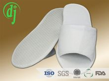 Simple economic hotel preferred luxury hotel slipper /terry cloth thong slippers