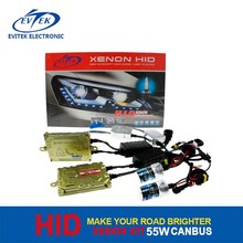 H7 100% Warning Cancel Canbus HID Xenon Kits 55W HID Xenon Conversion Kit